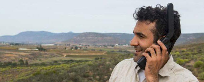 Huur Satelliet Telefoon In Zuidelijk Afrika