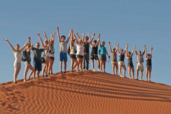 16 Daagse Wild Namibia Adventure Lodge Groep Safari