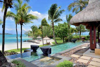 Mauritius Shangri-la Le Touessrok Resort En Spa Strandvakantie
