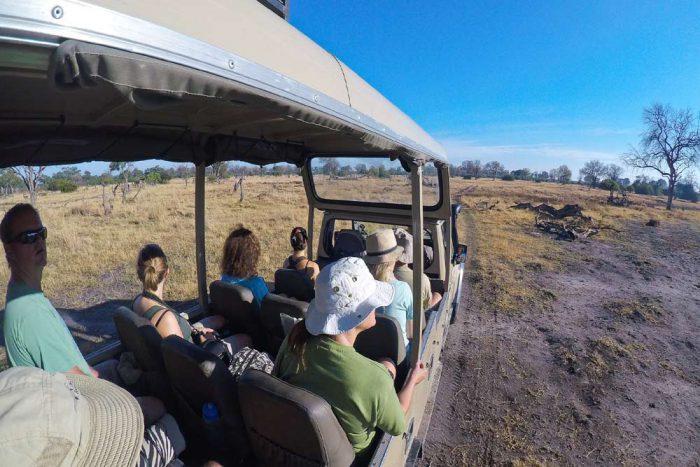 17 daagse Zambia en Malawi Livingstone Trail comfort en camping safari