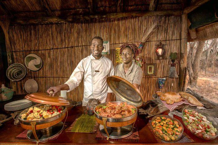 15 daagse Zambia en Namibië comfort safari