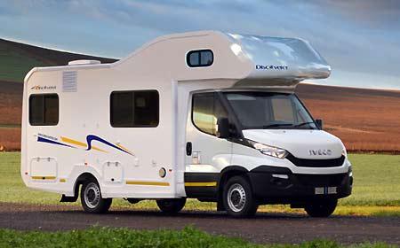 Huur Deze Luxueuze 6 Persoons Discoverer6 Camper Bij AfrikaOnline.nl
