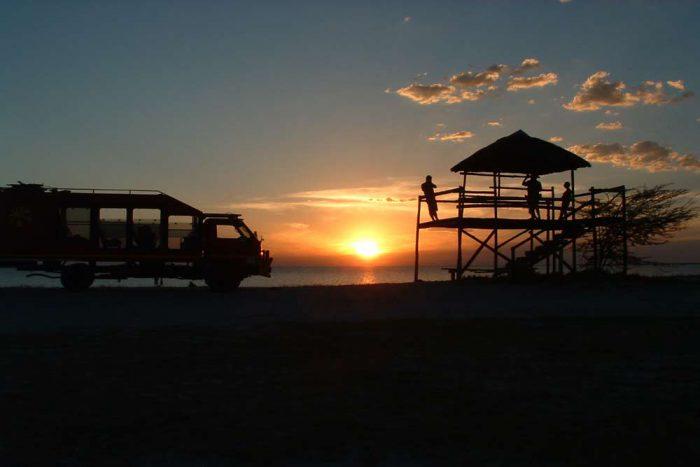 22 daagse Cape to Victoria Falls Explorer kampeer safari
