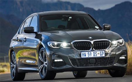 Huur De BMW 320 Sedan Automaat In Zuid-Afrika