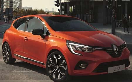 Huur De Renault Clio Incl All-inclusief Verzekering Bij AfrikaOnline.nl