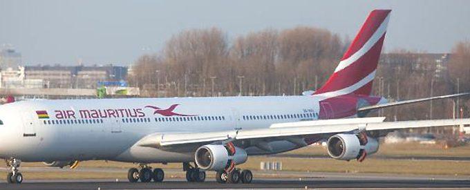 Schiphol Fungeert Als Tweede Hub Air Mauritius