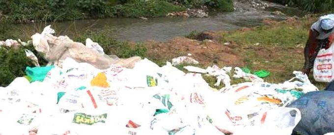 Verbod Gebruik Plastic Zakken In Nationale Parken