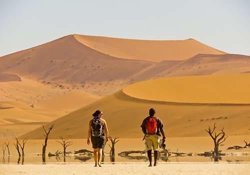 Aanbieding: Namibië Reis