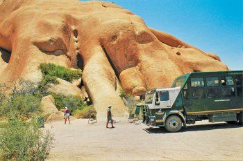 16 Daagse Wild Namibia Adventure Camping Groepsafari