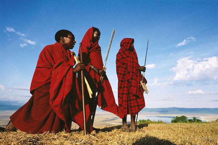 Serengeti Trek en Zanzibar strand kampeer groepssafari reis