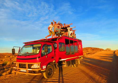 14 Daagse Botswana WILDSIDE Kampeer Groepssafari Reisaanbieding