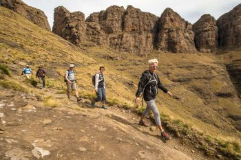 14 Daagse Walking South Africa Comfort Groepssafari