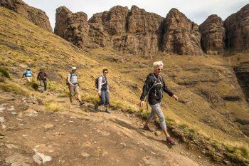 14 Daagse Walking South Africa Comfort Groepssafari