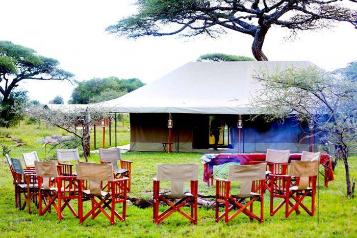 Kisura Kenzan Tented Camps Tanzania